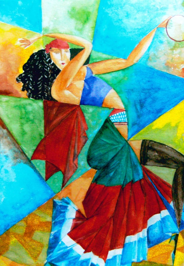 Tänzerin (nach Kurasov) © M. Jander